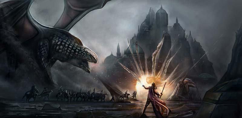Ejderha Oyunu Duvar Kağıdı   Assasıns Creed 3 Boyutlu Duvar Kağıtları