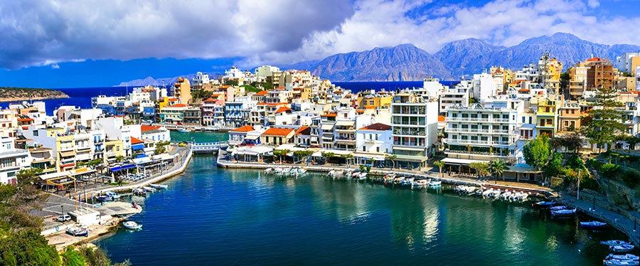 3 Boyutlu Duvar Kağıtları HD | Dokulu Yunanistan Girit Adası Duvar Kağıtları