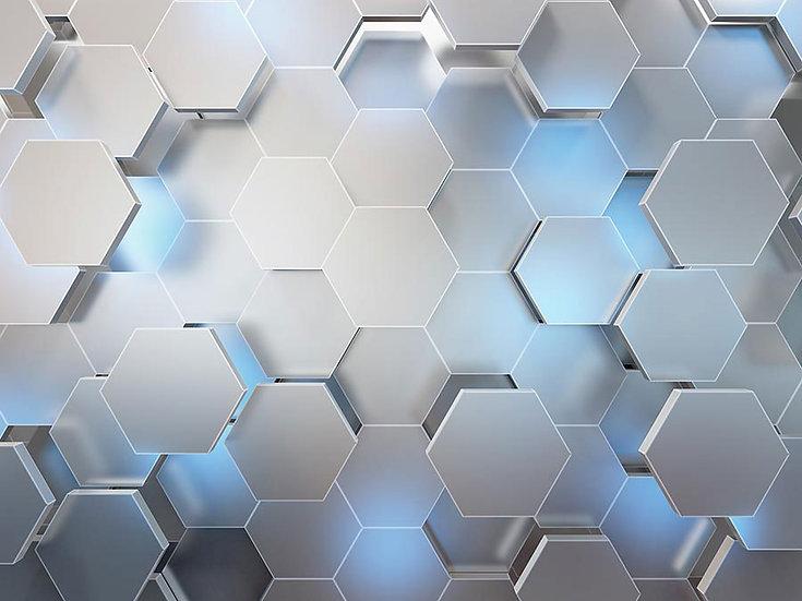 3D Ofis Duvar Kağıdı | Duvar34.com