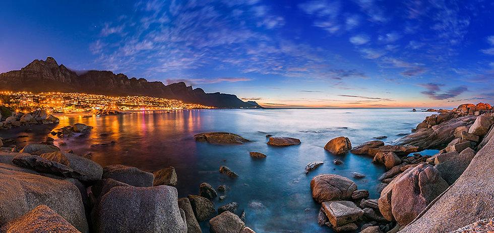 3 Boyutlu Günbatımı Deniz Manzaralı Duvar Kağıdı