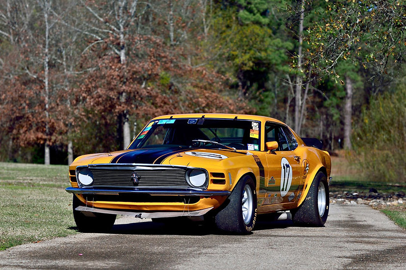 1970 Mustang Duvar Kağıtları   3 Boyutlu Arba Tutkunları İçin Duvar Kağıtları