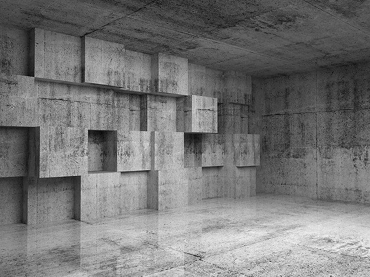 HD Duvar Dekorasyon Küpleri Duvar Kağıdı | 3D İç Dizayn Duvar Kağıtları