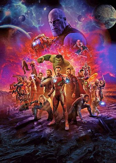 Yenilmezler Duvar Kağıdı | Avengers Duvar Kağıtları