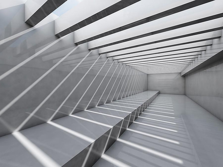 Full HD 2-3D Derinlik Duvar Kağıdı | Kabartmalı Tünel Duvar Kaplamaları