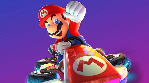 Süper Mario Duvar Kağıdı | 3 Boyutlu Çizgi Film Duvar Kağıdı