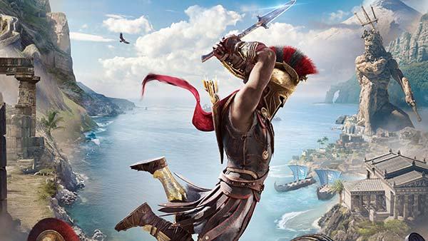 3D 300 Spartalı Duvar Kağıdı | HD Assassin's Creed Odyssey Duvar Posteri