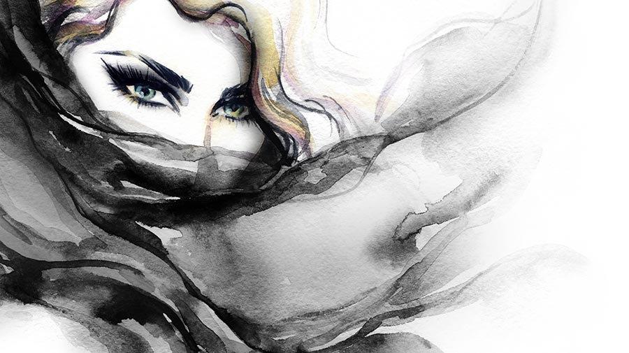 Kuaför Duvar Kağıdı Modelleri | Bayan Kuaför Salonu Dekorasyonu