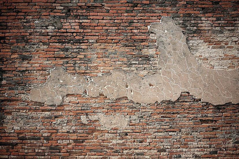 Sıvası Dökülmüş Duvar Duvar Kağıdı   Yıkılmış Duvar Duvar Kağıdı   İzmir Buca