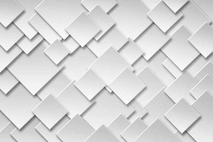 HD Kare Fayans Duvar Kağıdı 3D | Efsane Fayans Duvar Kağıtları