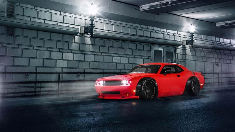 2016 Model Dodge Challenger Duvar Kağıdı | 2016 Model Otomobil Duvar Kağıtları