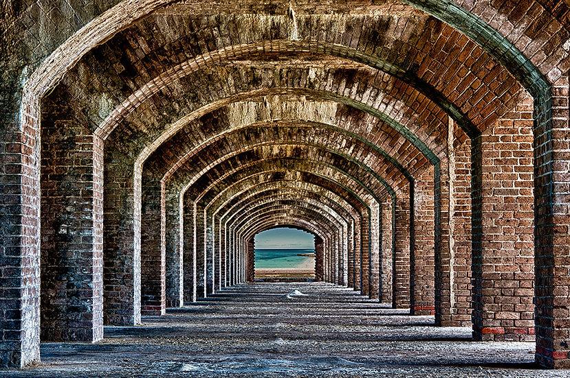 3 Boyutlu Tünel Duvar Kağıtları Örnekleri