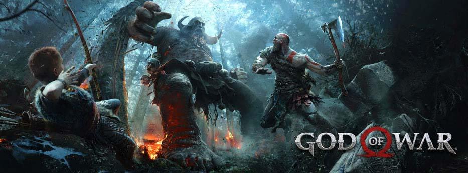 Efsane God Of War Duvar Kağıdı | PC Oyunları 3 Boyutlu Duvar Kağıtları