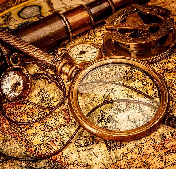 Eski Dünya Harita Duvar Kağıtları Modelleri