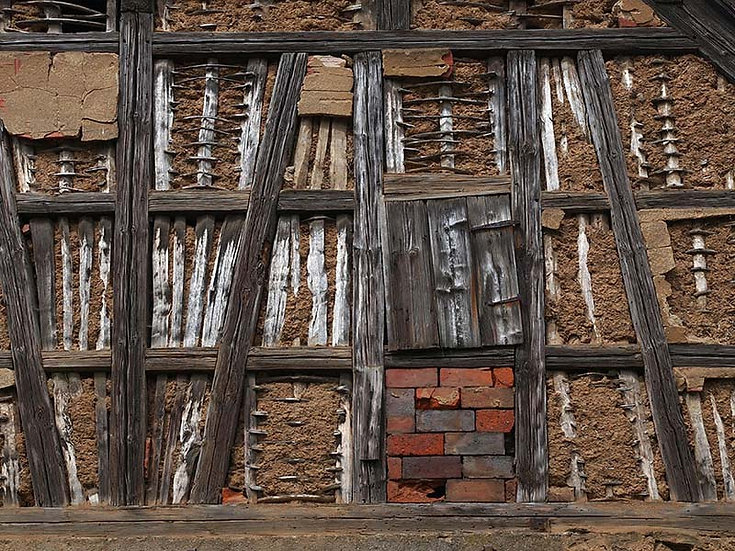 3D Ağaç Kum Dizayn Duvar Kağıdı | Efsane Eskimiş Tuğla Duvar Kağıtları