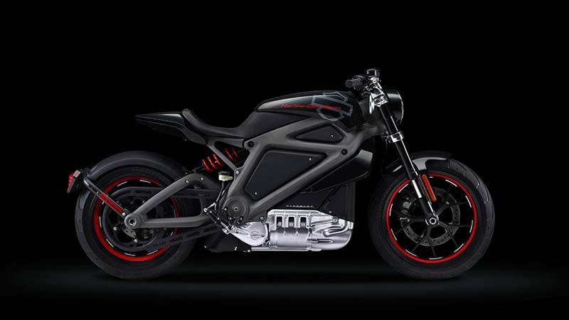 Motor Duvar Kağıdı Modelleri | 3D Kırmızı Harley Davidson Duvar Kağıtları