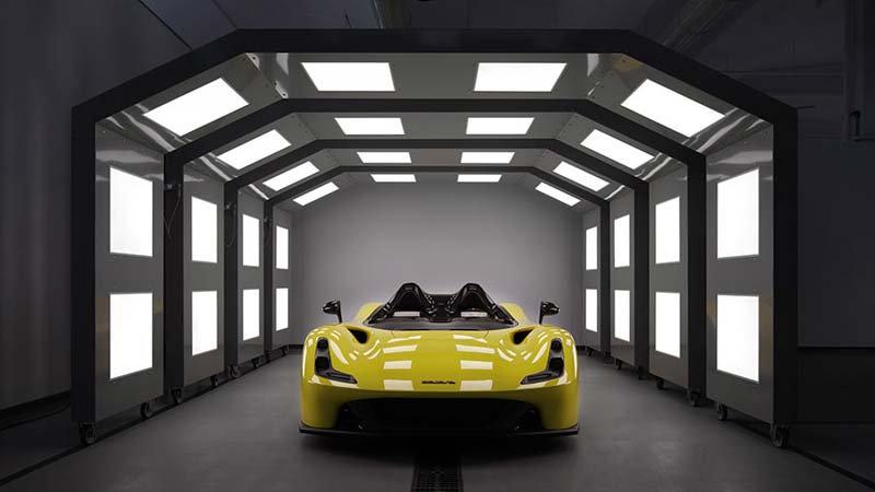 2019 Model Dallara Stradale Duvar Kağıdı | 2016 Model Otomobil Duvar Kağıtları