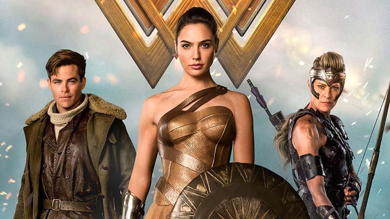 Full HD Wonder Woman Duvar Kağıdı   3 Boyutlu DC Karakteri Duvar Kağıtları