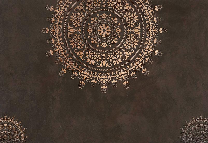 Motifli Desen Taş Duvar Kağıdı | Taş Desenli Duvar Kağıdı | İzmir