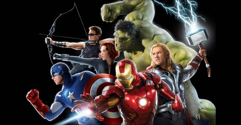 Avengers Duvar Kağıdı | 3 Boyutlu Marvel Studios Duvar Kağıdı