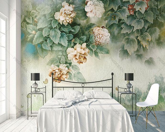 Yatak Odası Duvar Kağıtları Örnekleri | 3D Tasarım Duvar Kağıtları | Almanya