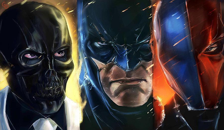 3 Boyutlu Batman Duvar Kağıtları | Dokulu DC Karakterleri Duvar Kağıtları