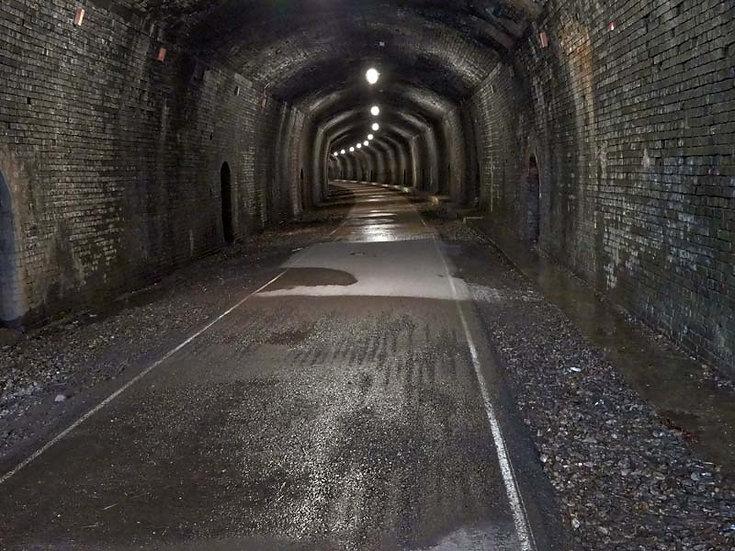 Tünel Üç D Duvar Kağıdı | Cafe Duvar Kağıtları | Cafe Duvar Kağıdı Dekoru