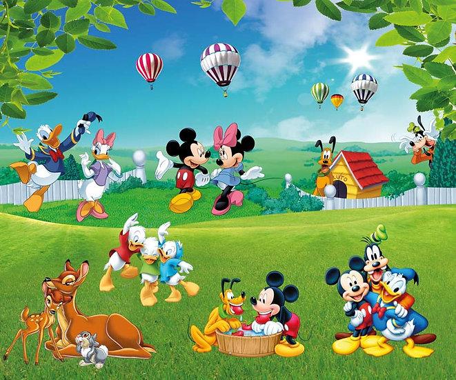 Ana Sınıfı Duvar Sticker   Anaokulu Sticker   Anasınıfı Duvar Stickeri
