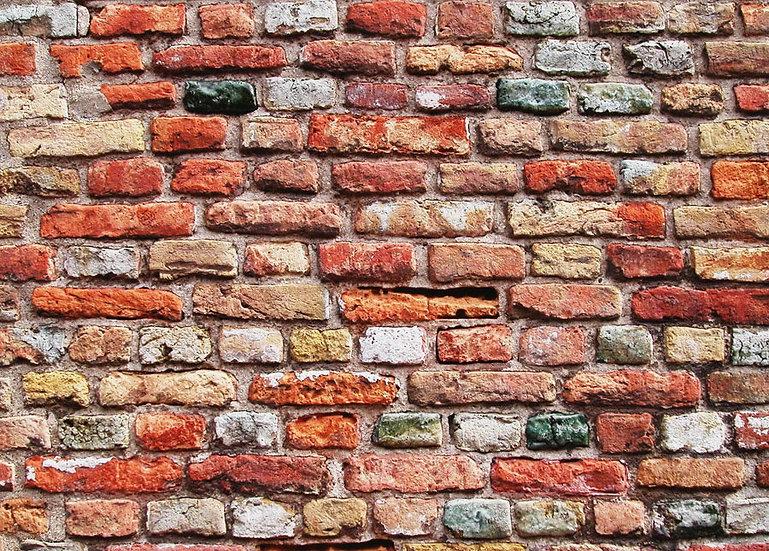 3 Boyutlu Tuğla Duvar Kağıdı | Kabartmalı Tuğla Duvar Kağıdı