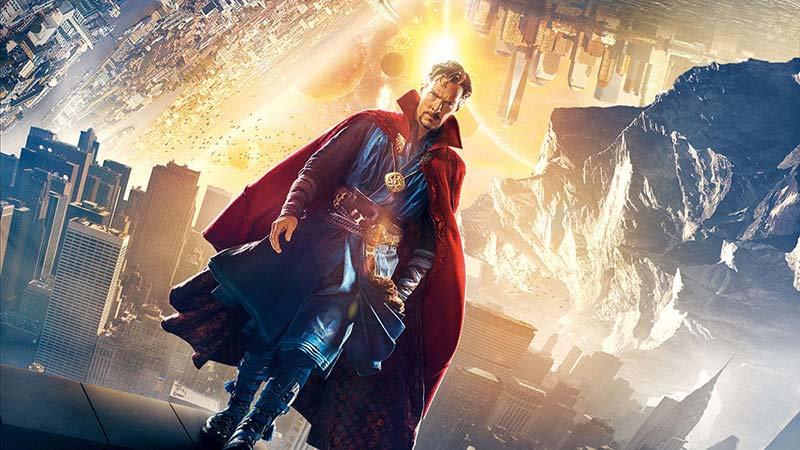 Marvel Dr Duvar Kağıdı | Doctor Strange 3 Boyutlu Duvar Kağıtları