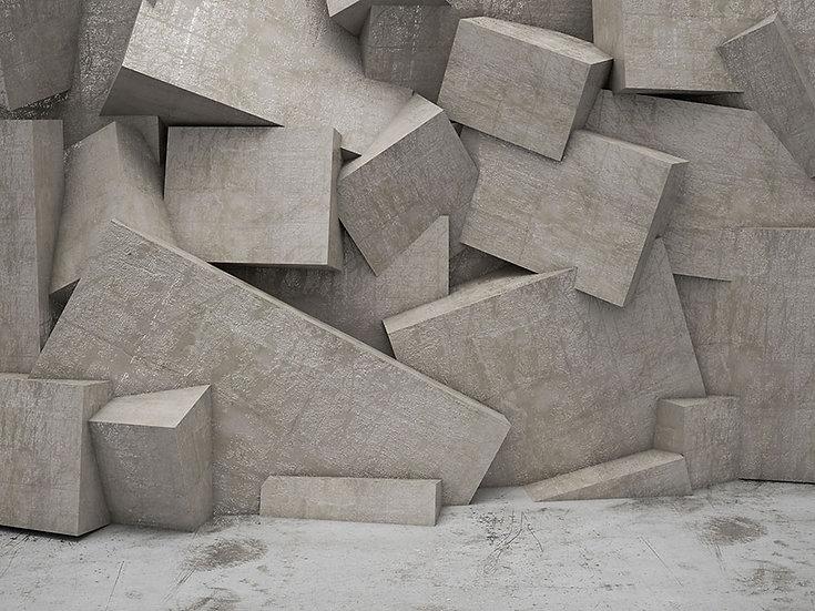 3D Taş Duvar Kağıdı | 3D Duvar Kağıdı Modelleri