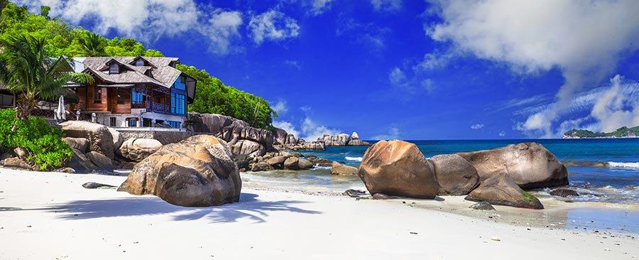 3 Boyutlu Deniz Duvar Kağıtları | Muhteşem Tropikal Kayalıklar Duvar Kağıtları