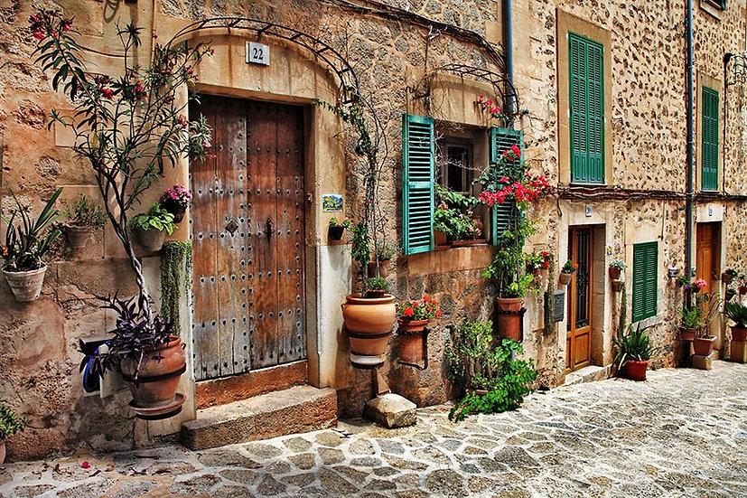 3 Boyutlu Venedik Duvar Kağıtları | HD Venedik Sokakları Duvar Kağıtları
