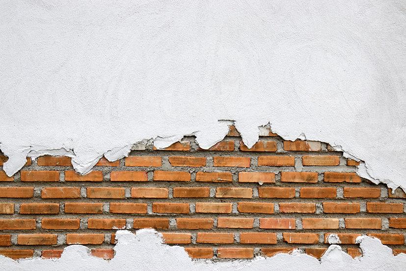 Beyaz Tuğla Duvar Kağıdı | 3 Boyutlu Beyaz Tuğla Duvar Kağıtları | Esenyurt