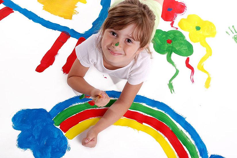 3 Boyutlu Çocuk Odası Duvar Kağıtları Modelleri