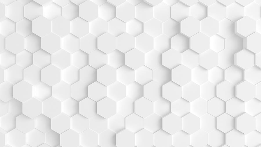 3D Altıgen Küpler Duvar Kağıdı | 3D Duvar Kağıtları