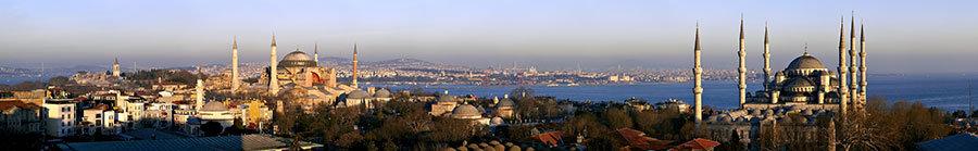 İstanbul Boğazı  Manzara Duvar Kağıtları | Şehir Manzara Duvar Kağıdı