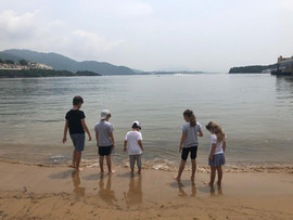Friday Excursion, Discovery Bay Beach Day.JPG