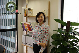 Mandarin Time teacher Ying
