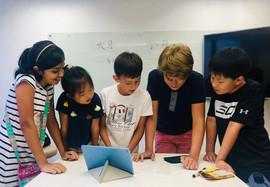 Teenager Group Class