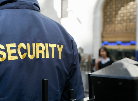 Why you need private security