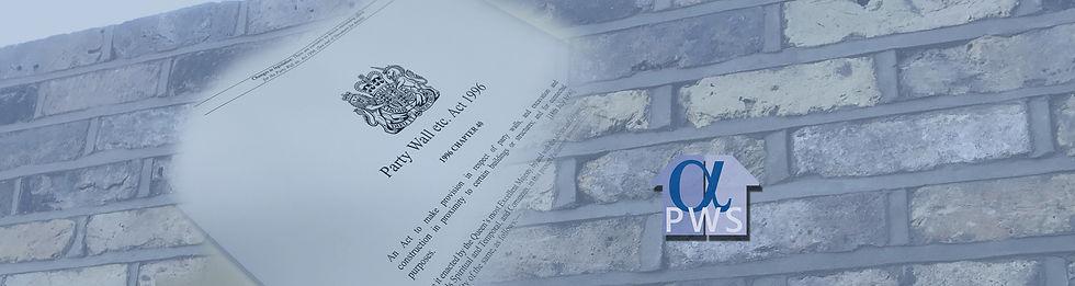 Party Wall etc. Act 1996 - Alpha-Tec
