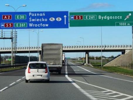 Polsko: Inovace a změny u mýtného od 1.7.2020