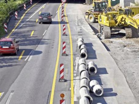 Na D1 u Prahy budou pokračovat opravy