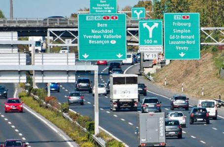 Švýcarské dálnice podraží