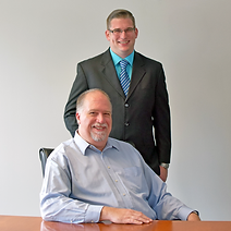 Joe Correia and Corey Trask of Assured Inventory Loss Prevention Services, LLC
