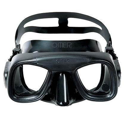 Dykkermaske - Omer (silikon) m/metall splint