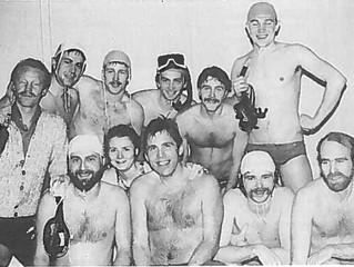 UV-Rugby laget i 1981