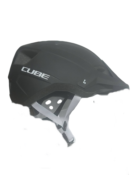 CUBE Casco CMPT black n white
