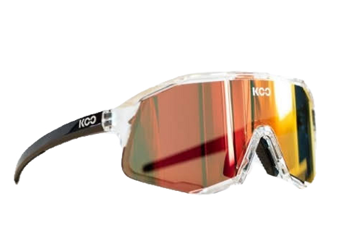 Gafas KOO Demo Cristal Lente Red Mirror 2021