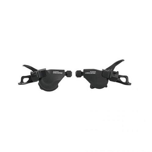 Mandos de cambio Shimano Deore SL-M610 2/3x10v (jgo)